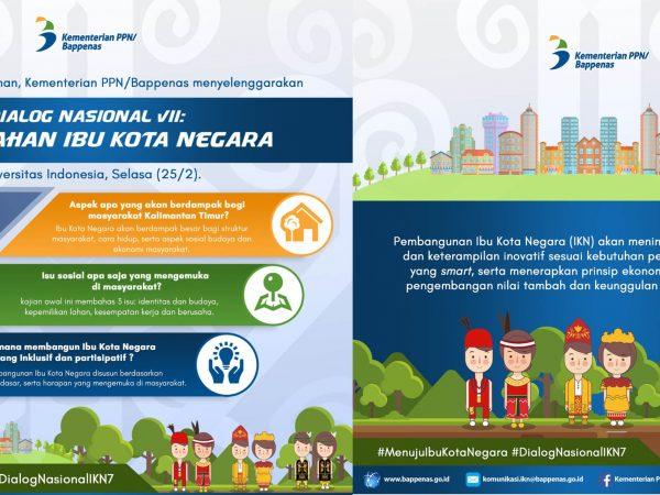 Pembangunan Ibu Kota Negara Libatkan Masyarakat Lokal hingga Kembangkan Sektor Industri Digital dan Inovasi